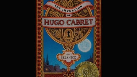 Thumbnail for entry The Invention of Hugo Cabret : a book trailer