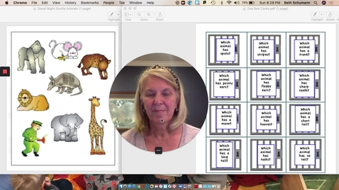 Thumbnail for entry Good Night Gorilla Game