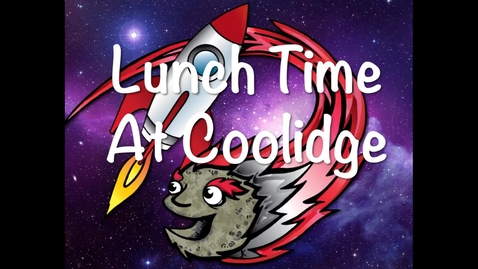 Thumbnail for entry Lunchroom Basics at Coolidge School