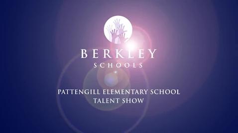 Thumbnail for entry 2014 Patttengill Elementary School Talent Show