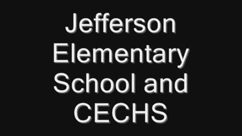 Thumbnail for entry CECHS and Jefferson - Constitution Day 2013