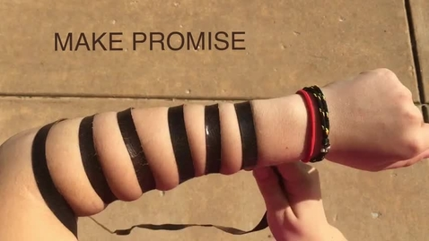 Thumbnail for entry Make Promise, Pressure, Show True Colors