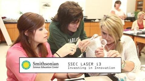 Thumbnail for entry i3 LASER Professional Development