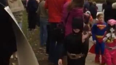 Thumbnail for entry Halloween Parade 2015