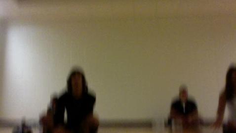 Thumbnail for entry Ms. Ayton's Yoga Class