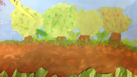 Thumbnail for entry Animated Art: Jungle Artwork 2A