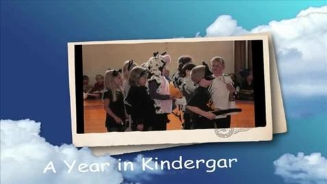 Thumbnail for entry Brookville Kindergarten 2010-2011