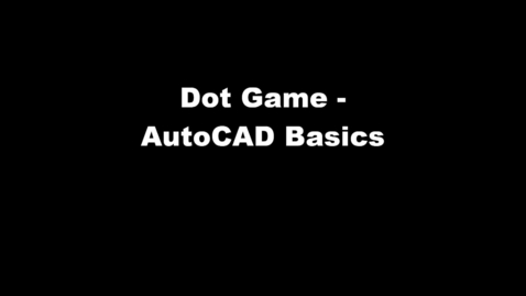 Thumbnail for entry dotgame tutorial