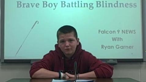 Thumbnail for entry Brave Boy Battling Blindness