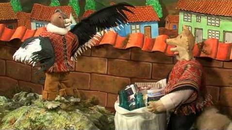 Thumbnail for entry El Zorro y el Cóndor - Segregación de Residuos Sólidos