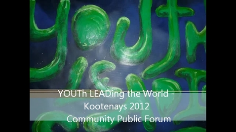 Thumbnail for entry YLTW Community Public Forum