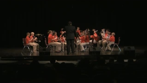Thumbnail for entry South Newton Middle School Fall Band Concert 2014