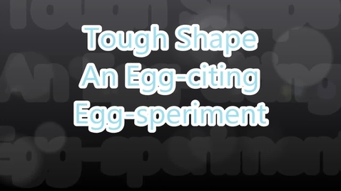Thumbnail for entry Tough Shape