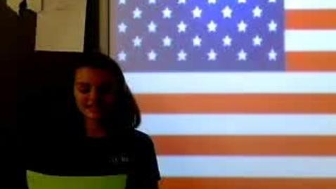 Thumbnail for entry Sarah for Treasurer