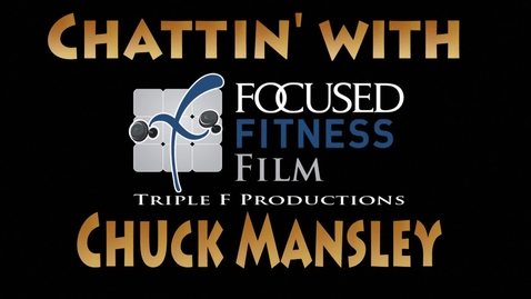 Thumbnail for entry Derrick Adkins Focused on Fitness