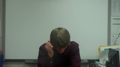 Thumbnail for entry Spring 2012 – Extemporaneous Speech 1 Most Giggle FAIL – Jared Ceplo -- Mr. Gilbert's class
