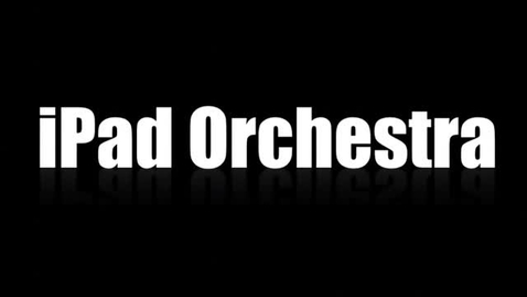 Thumbnail for entry Courthouse Green iPad Orchestra - Price Tag