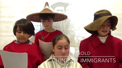 Thumbnail for entry Chinese immigrants on the gold fields