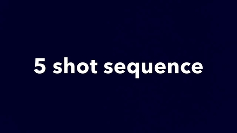 Thumbnail for entry 5-Shot Sequence Video  by Gabe Elzein