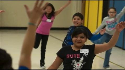 Thumbnail for entry National Dance Institute Residency in Hobbs, NM Spring 2011