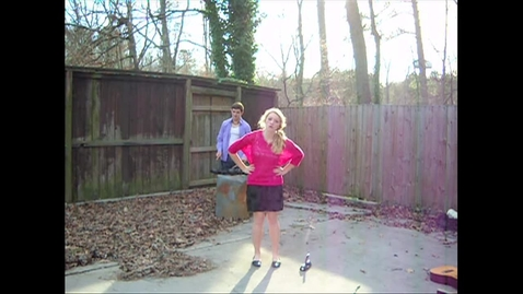 """Thumbnail for entry """"Mean"""" Taylor Swift Music Video Project-Carly Frost, Joshlyn Baker"""
