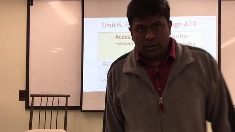 Thumbnail for entry Stats unit 6 lesson 1
