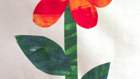 Thumbnail for entry Eric Carle Author Study and Collage