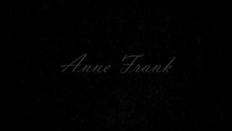 Thumbnail for entry Anne Frank