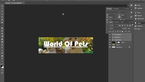 Thumbnail for entry Photoshop_web_header_tutorial