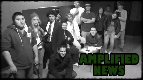 Thumbnail for entry Amplified News Presents: The 2012-2013 Year in Review