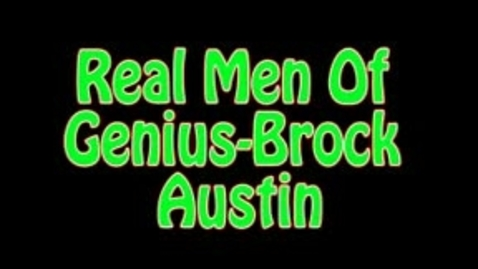 Thumbnail for entry Real Men of Genius-Movie Script Writer and Actor BA2