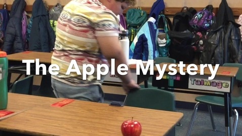Thumbnail for entry The Apple Mystery