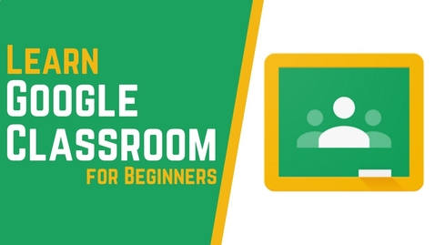 Thumbnail for entry How to Use Google Classroom 2020 - Tutorial for Beginners