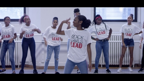 Thumbnail for entry BLACK GIRLS LEAD! 2018 LEVEL UP CHALLENGE!