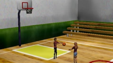 Thumbnail for entry Basketball Hoops Alice World by John