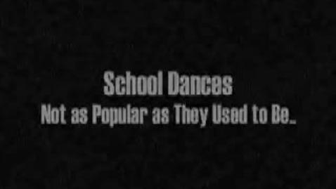 Thumbnail for entry School dances