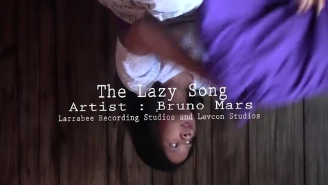 Thumbnail for entry The Lazy Song Music Video Parody