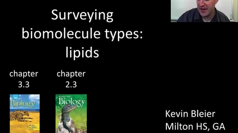 Thumbnail for entry Lipids