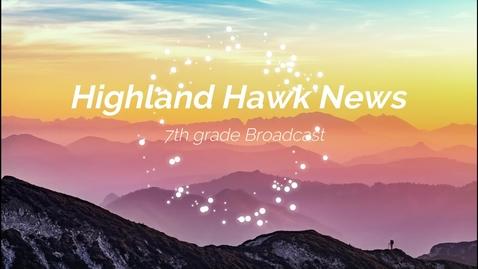 Thumbnail for entry HHN Broadcast 2 14 20