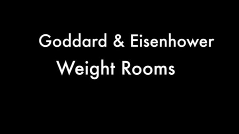Thumbnail for entry Goddard District Weight Room Fundraiser