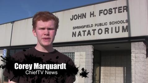 Thumbnail for entry Sports Spotlight - Scott Brand, Diver - ChiefTV 2011 - Marquardt