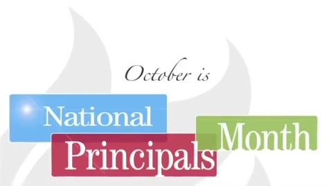Thumbnail for entry Debbie Phelps: National Principals Month