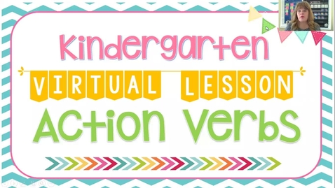 Thumbnail for entry Action Verbs