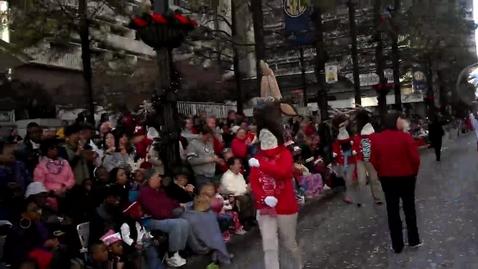 Thumbnail for entry Christmas Parade