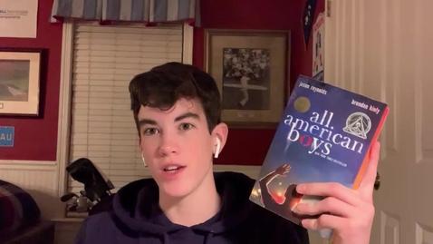 Thumbnail for entry Reynolds, Jason - All-American Boys