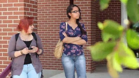 Thumbnail for entry Say Something PSA-1-Film School of San Antonio at Harlandale