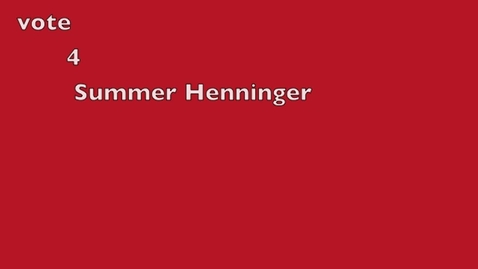 Thumbnail for entry 9th Grade Pres Summer