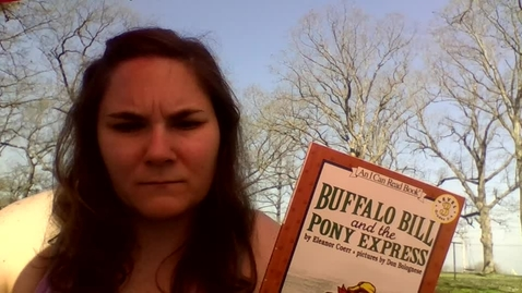 Thumbnail for entry Buffalo Bill and the Pony Express