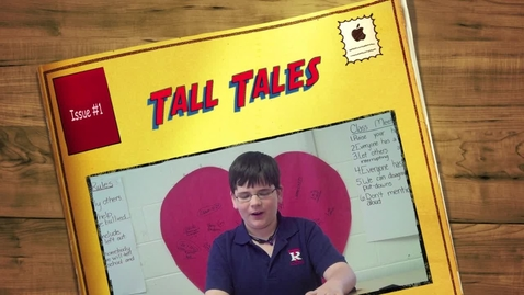 Thumbnail for entry Tall Tales