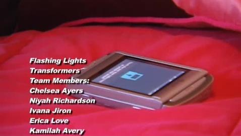 Thumbnail for entry Flashing Lights-Original Music Video-VOTE!!!